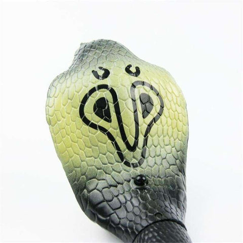 Cobra RC Snake Toy- Remote Control Snake