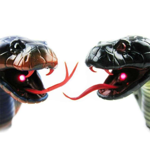 Image of Cobra RC Snake Toy- Remote Control Snake