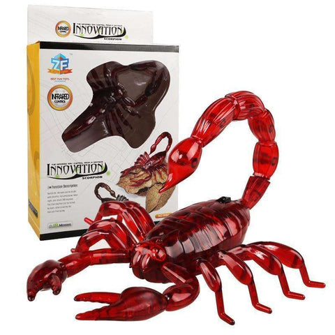 Image of Scorpion Remote Control Interactive children's Toy