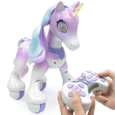 Electric Unicorn Smart Remote Control Magical
