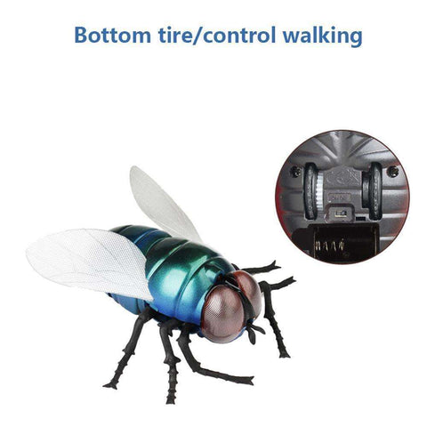 Image of Fly Insects Toy Novelty RC Bugs