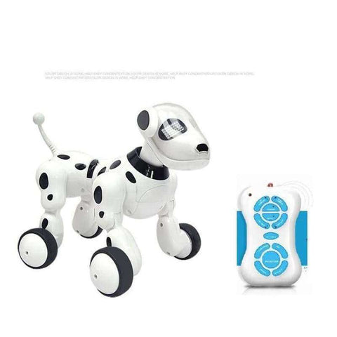 Image of Intelligent RC Robot Dog Toy Smart Dog Kids Toys