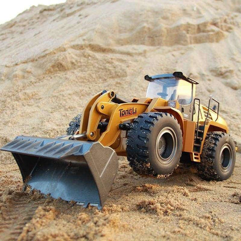 RC 583 Big Size RC Frontend Loader/ RC Bulldozer