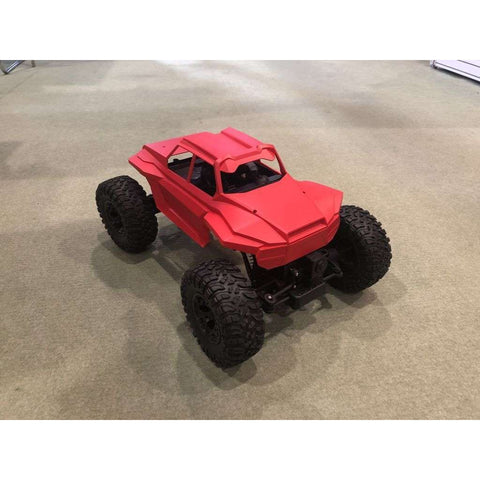 Image of RC CRAWLER 4WD RICH FOREVER