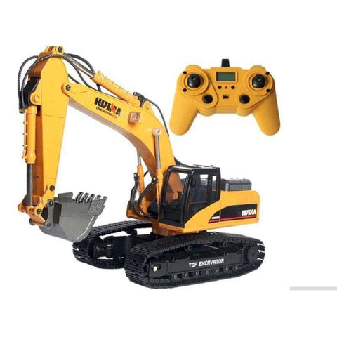 580 Durable Big Realistic Excavator