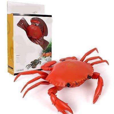 Crawling Remote Control Crab Toy