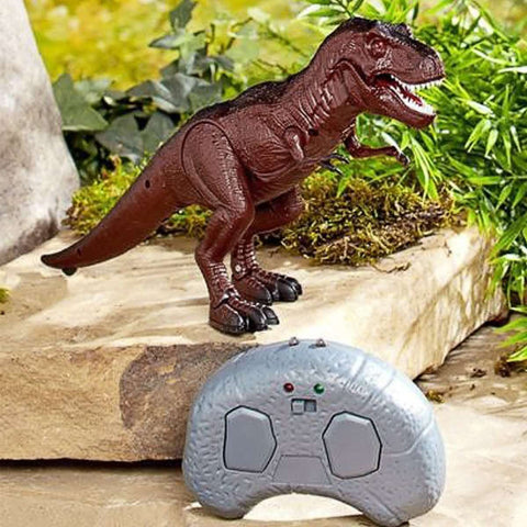 Remote Control Walking T-Rex