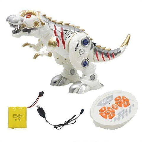 Image of Dinosaur Model Simulation Mechanical Dinosaur Toy RC