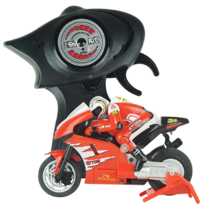 Image of Create Toys 8012 RC RTR Motorcycle