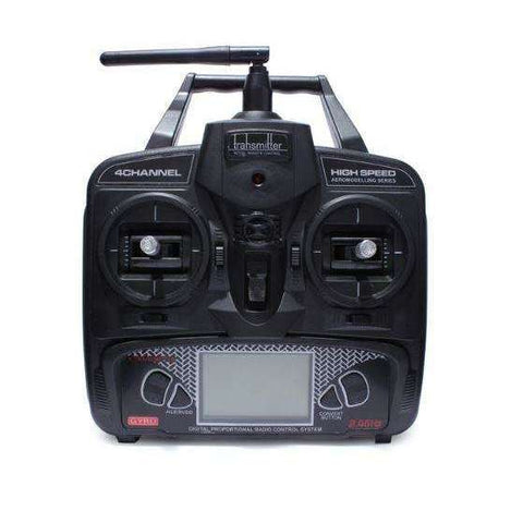 Fly MD500 RC Black Hawk Helicopter