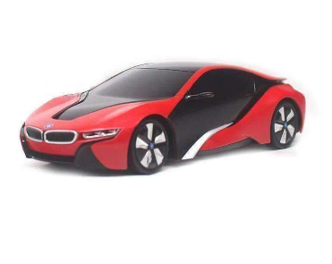 Image of New Electric RC BMW i8 Sport Car Replica