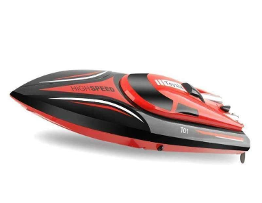 Image of High Speed GizmoVine RC Stunt/Speed Boat