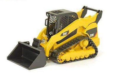 Image of Bruder CAT Delta Loader