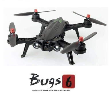 Professional Prototype Bug Racing RC Drone