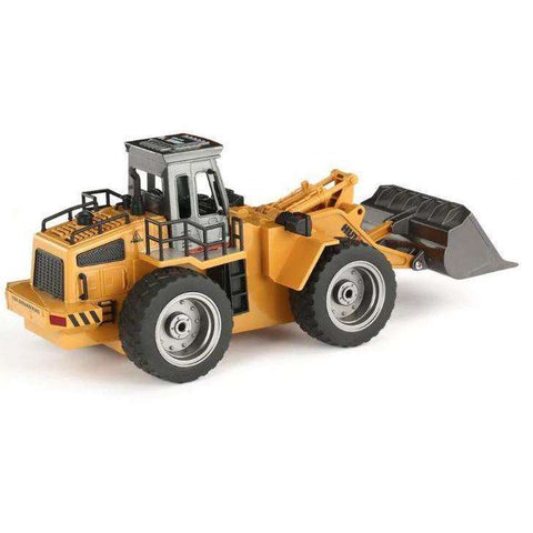 Image of Electric 520 6 Channel Outdoor RC Bulldozer