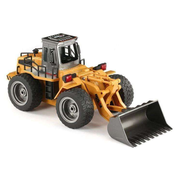 Electric 520 6 Channel Outdoor RC Bulldozer