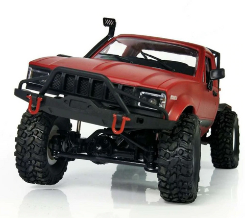 Image of WPL C-14  RC 4WD Off Road Jeep Crawler