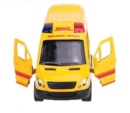 Toy Emergency  Mini Vans