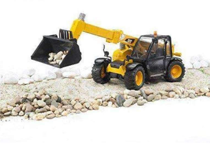 Bruder CAT Telehandler/ Push Play Toy
