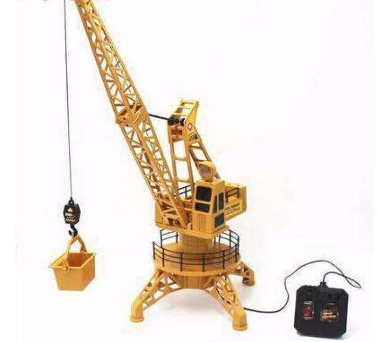 Wire Control RC Crane Tower