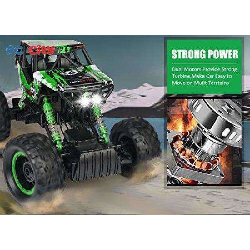 Remote Control 4x4 Off Road Land Runner Monster Truck