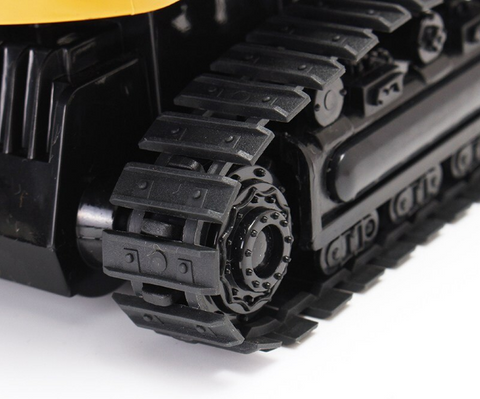 Image of 1/24 8CH Diecast Remote Excavator for Kids