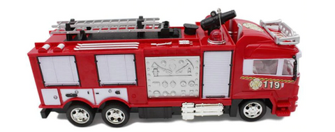 Image of 4CH Simulation RC Firetruck
