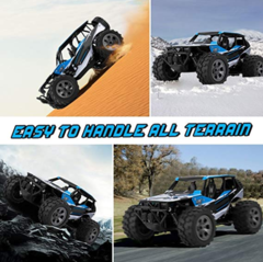 Remote Control High-Speed 2WD FITMAKER Jeep