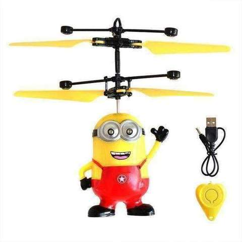 Flying Minions RC Helicopter