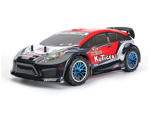 Ford WRC Sports RC Rally Replica Toy