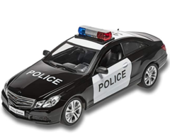 Image of Police Special Ops Radio Control Toy Car