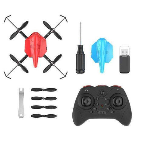 Image of Headless Infrared Battle RC Quadcopter Drone