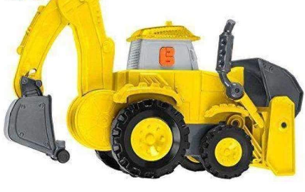 Bob The Builder RC Backhoe (For Kids)