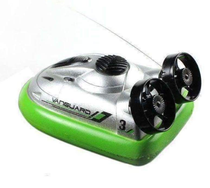 Image of Classic Mini RC Hovercraft Boat