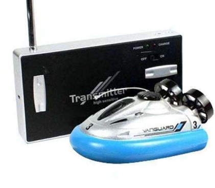 Classic Mini RC Hovercraft Boat