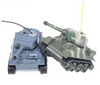 Mini Army Infrared RC Battle Tanks (2 Pc.Toy)