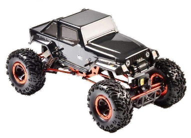 Image of HSP RC 4X4 Climber Hammer