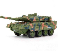Mini RC Military Striker Artillery Tank