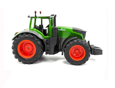 Image of Old McFrank Remote Control Farm Tractor