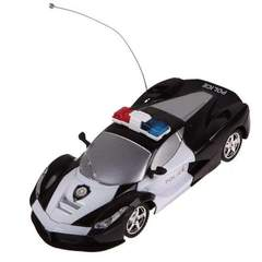 RC Police Car Drift RC Racing 1:24 Scale