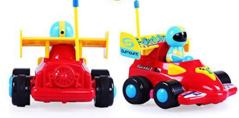 Kids Cartoon Radio Control Race Car