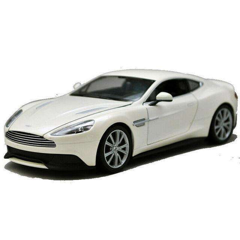 Image of Diecast Model Aston Martin Vanquish Sports Car
