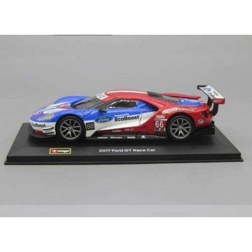 2017 Diecast Model Ford GT Racing Car