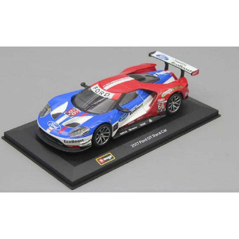 Image of 2017 Diecast Model Ford GT Racing Car