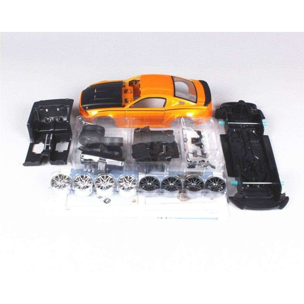 2014 DIY Diecast Model Ford Mustang MODEL KIT