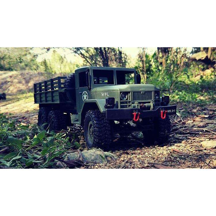 B-16 1:16 RC Truck RC Crawler Car 6WD 2.4G 15km