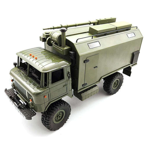 B24 ZH66 Tactical 4WD Military Transport Truck