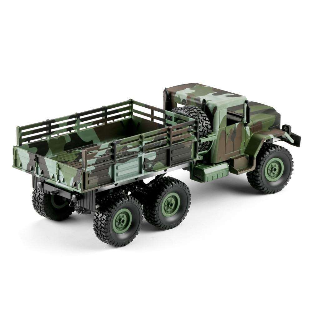 MN-77 Camouflage RC Truck w/LED Lights