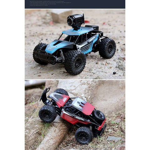 Retro-Style High Speed Racing Off-Road Buggy