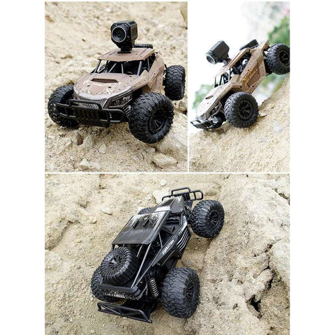 Image of Retro-Style High Speed Racing Off-Road Buggy